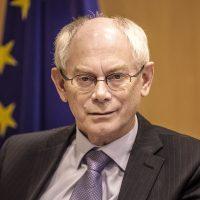 Herman Van Rompuy, voorzitter van de Europese Raad.